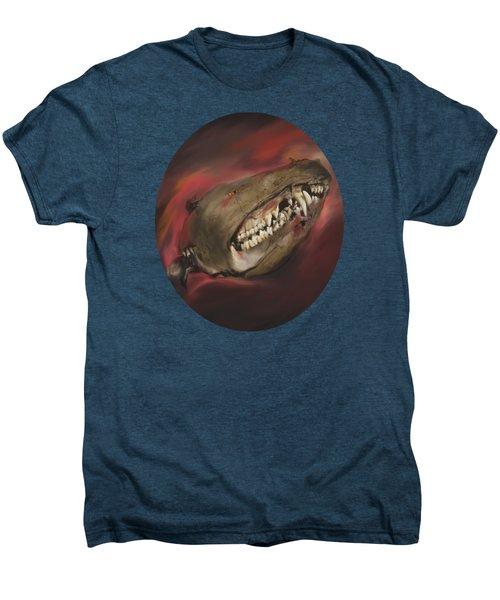 Monster Skull Men's Premium T-Shirt