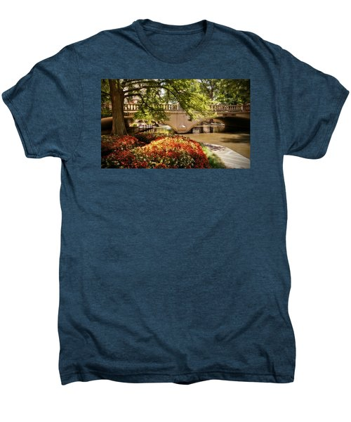 Navarro Street Bridge Men's Premium T-Shirt