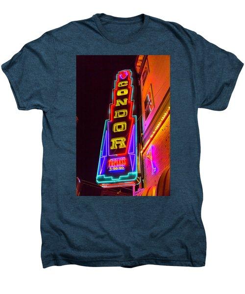 Neon Condor San Francisco Men's Premium T-Shirt