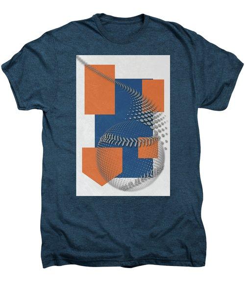 New York Mets Art Men's Premium T-Shirt