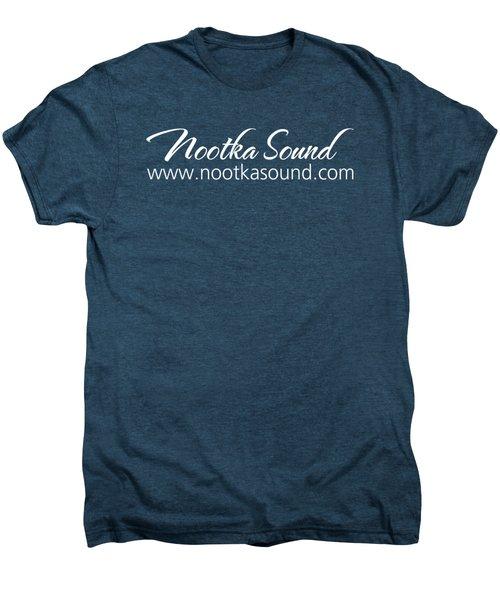Nootka Sound Logo #14 Men's Premium T-Shirt by Nootka Sound