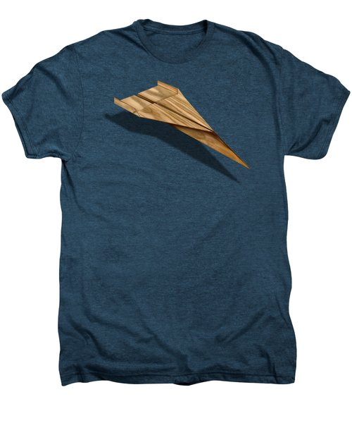 Paper Airplanes Of Wood 3 Men's Premium T-Shirt