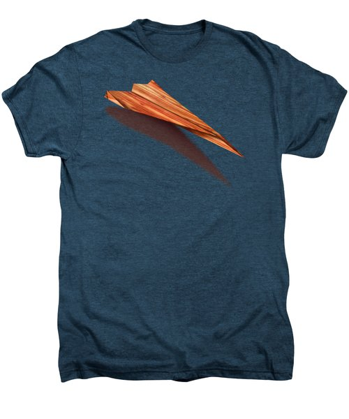 Paper Airplanes Of Wood 4 Men's Premium T-Shirt by YoPedro