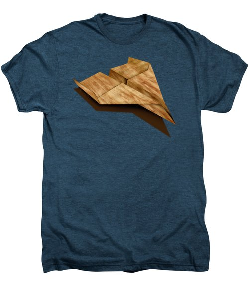Paper Airplanes Of Wood 5 Men's Premium T-Shirt