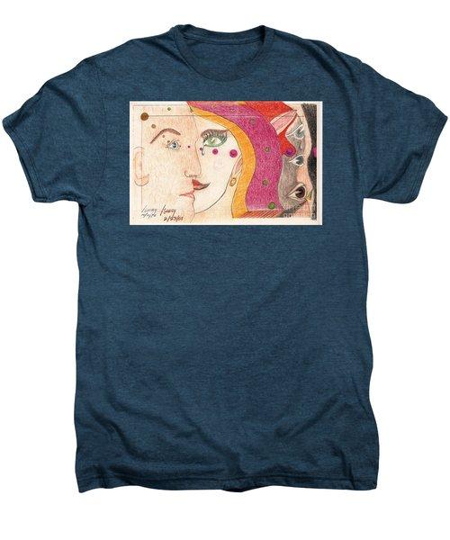 Paranoia Men's Premium T-Shirt
