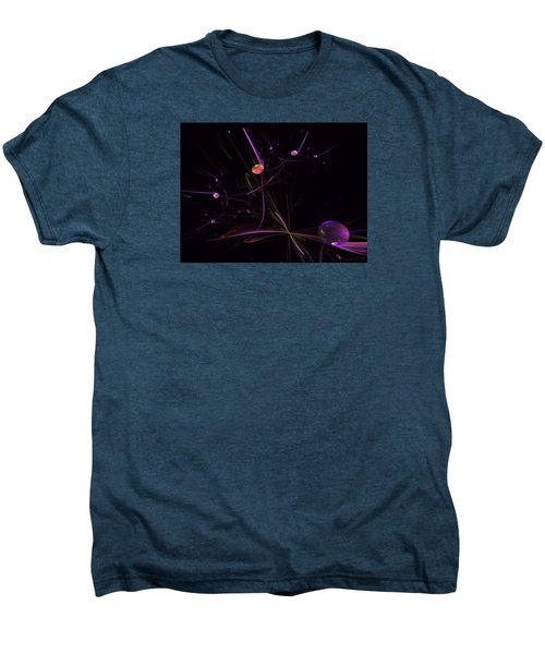 Planets And Space Energies Men's Premium T-Shirt