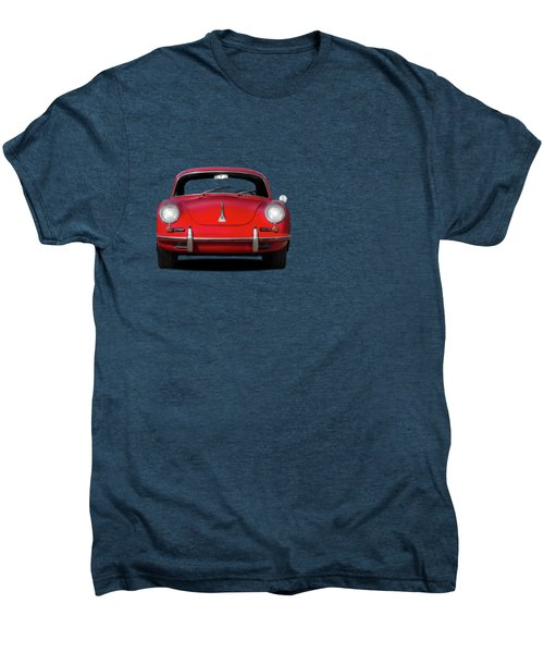 Porsche 356 Men's Premium T-Shirt by Mark Rogan