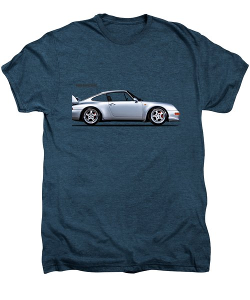 Porsche 993 Men's Premium T-Shirt by Mark Rogan