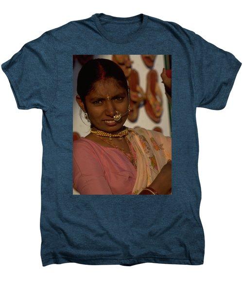 Rajasthan Men's Premium T-Shirt
