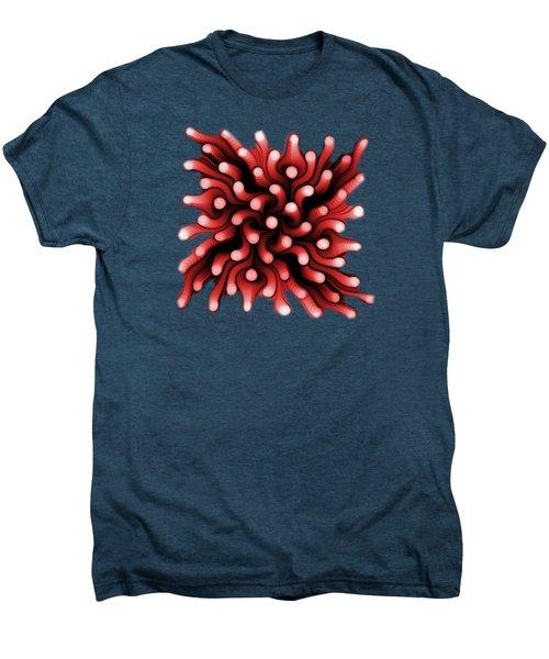 Red Sea Anemone Men's Premium T-Shirt by Anastasiya Malakhova