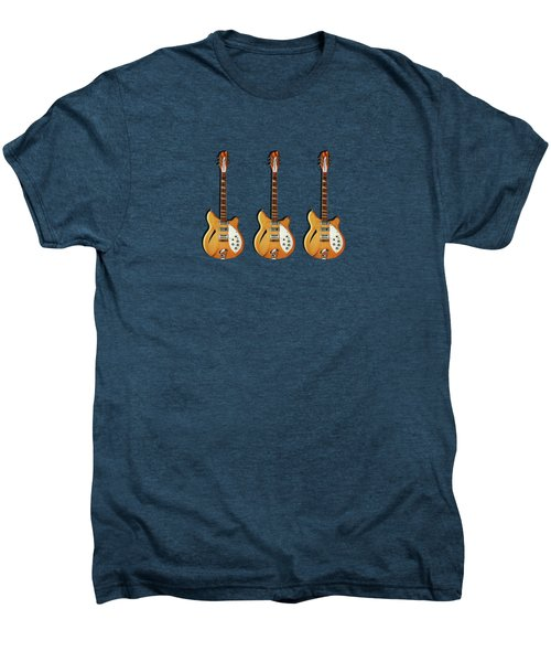 Rickenbacker 360 12 1964 Men's Premium T-Shirt by Mark Rogan