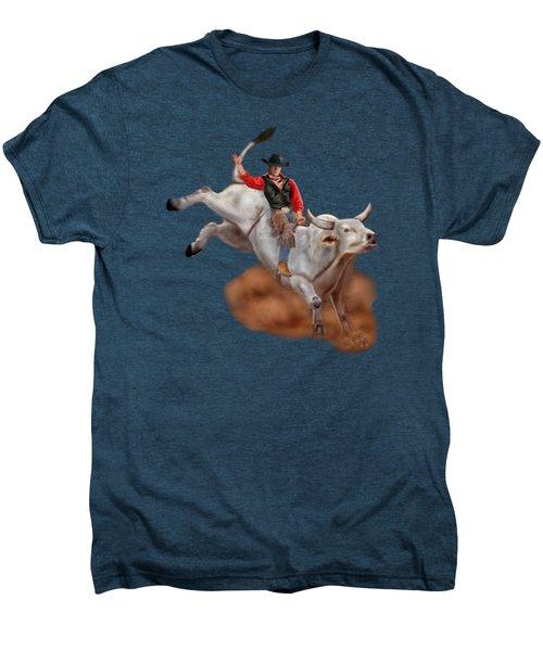Ride 'em Cowboy Men's Premium T-Shirt