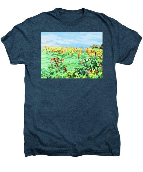 Roosthole Vineyard Men's Premium T-Shirt