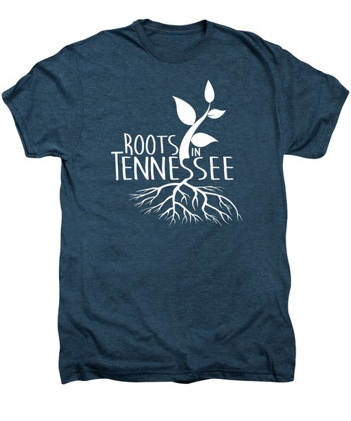 Roots In Tennessee Seedlin Men's Premium T-Shirt by Heather Applegate