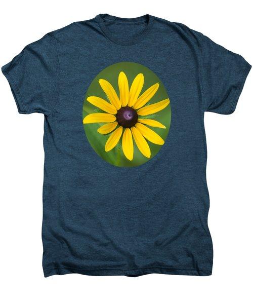 Rudbeckia Flower Men's Premium T-Shirt by Christina Rollo