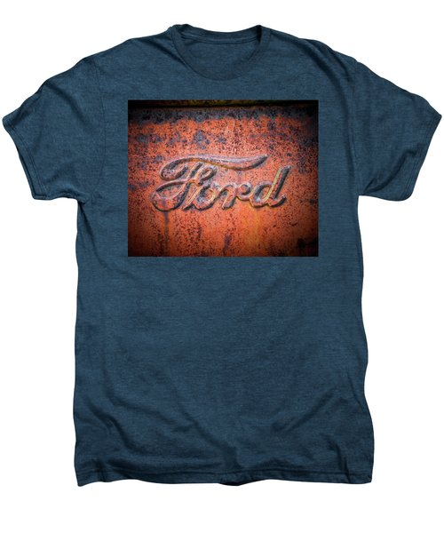 Rust Never Sleeps - Ford Men's Premium T-Shirt