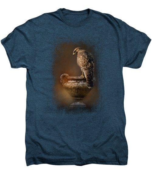 Sacred Moment Men's Premium T-Shirt by Jai Johnson