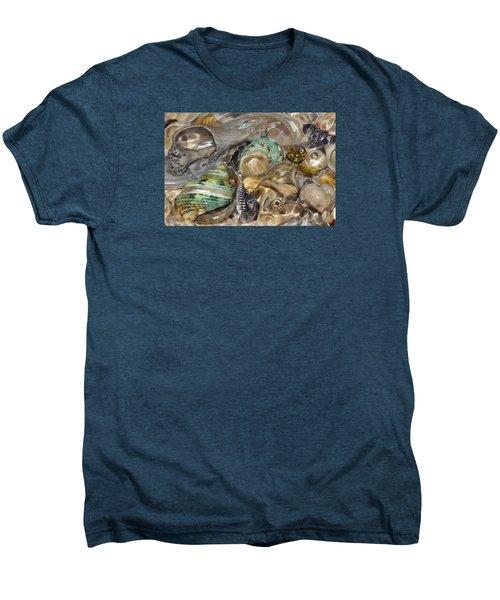 Shell Fluidity Men's Premium T-Shirt