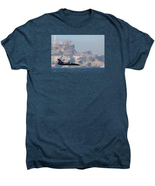 Skimming The Bay Men's Premium T-Shirt
