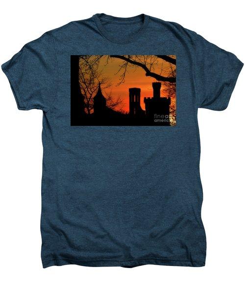 Smithsonian Castle Men's Premium T-Shirt