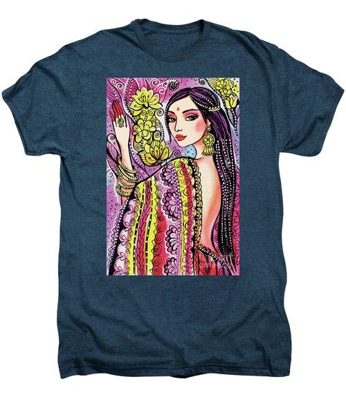 Soul Of India Men's Premium T-Shirt by Eva Campbell