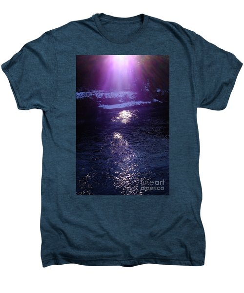 Spiritual Light Men's Premium T-Shirt by Tatsuya Atarashi