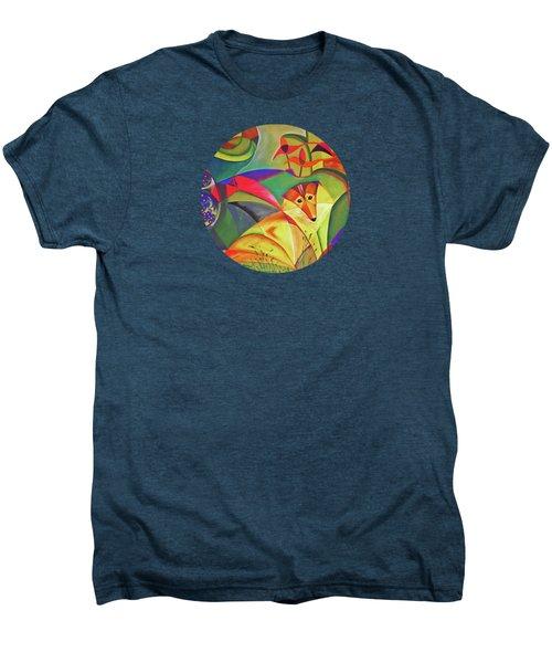 Spring Dog Men's Premium T-Shirt by AugenWerk Susann Serfezi