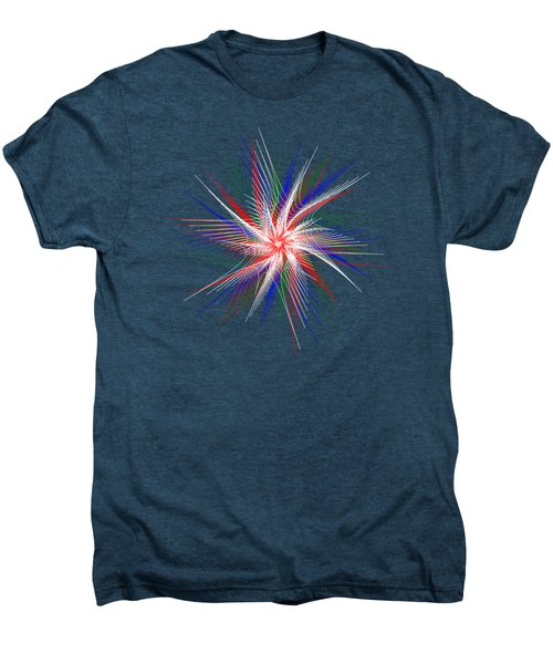 Star In Motion By Kaye Menner Men's Premium T-Shirt by Kaye Menner
