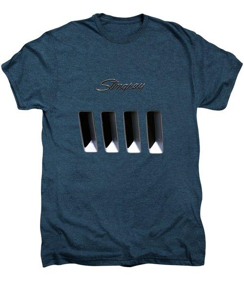 Stingray Gills Men's Premium T-Shirt by Dennis Hedberg
