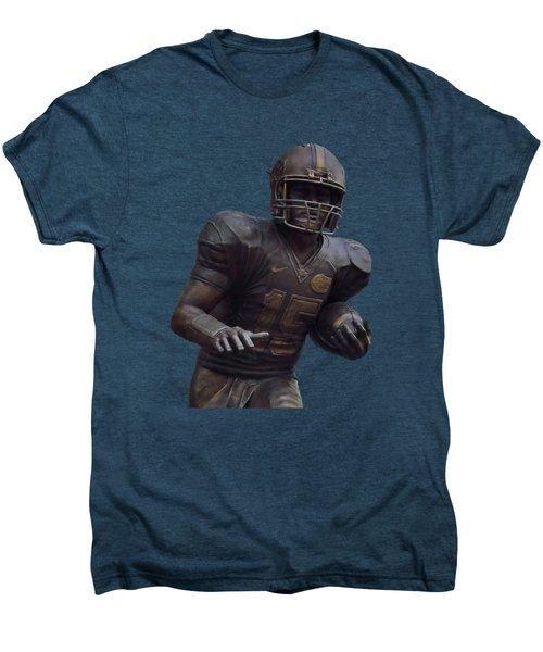 Tebow Transparent For Customization Men's Premium T-Shirt by D Hackett