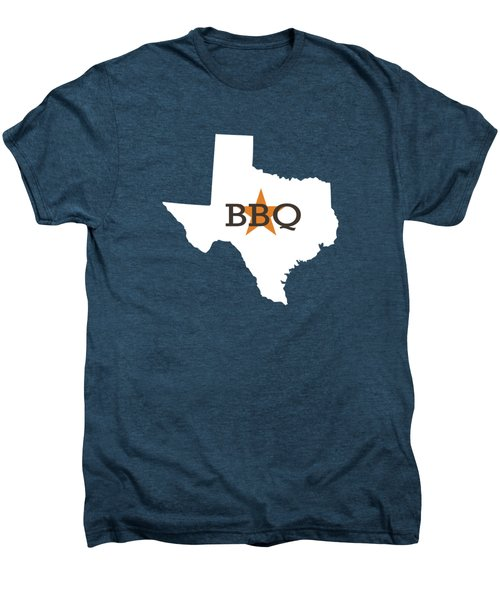 Texas Bbq Men's Premium T-Shirt