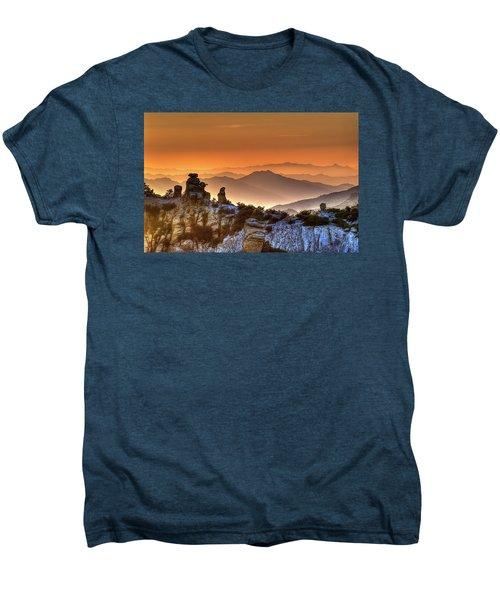 The Ahh Moment Men's Premium T-Shirt by Lynn Geoffroy