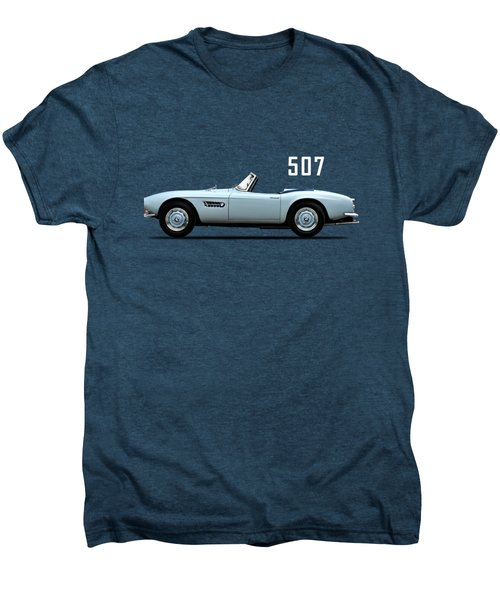 The Bmw 507 Men's Premium T-Shirt by Mark Rogan
