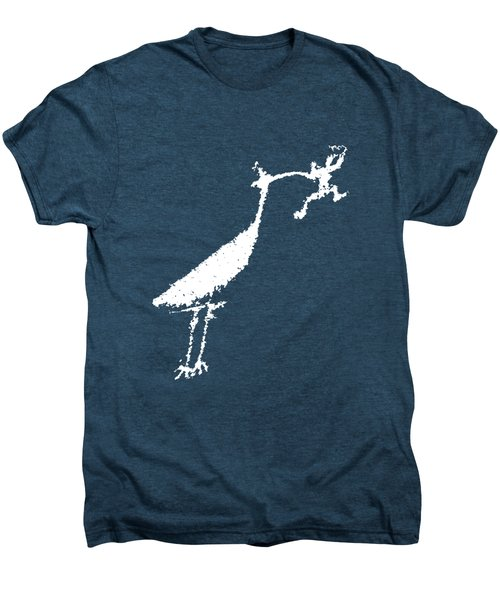 The Crane Men's Premium T-Shirt