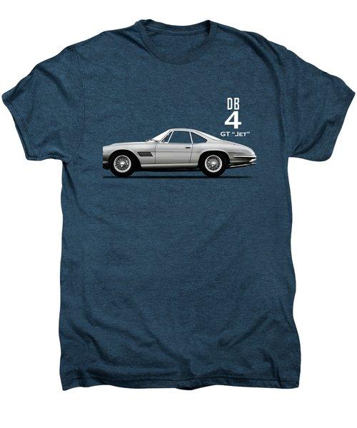 The Db4gt Jet Men's Premium T-Shirt by Mark Rogan