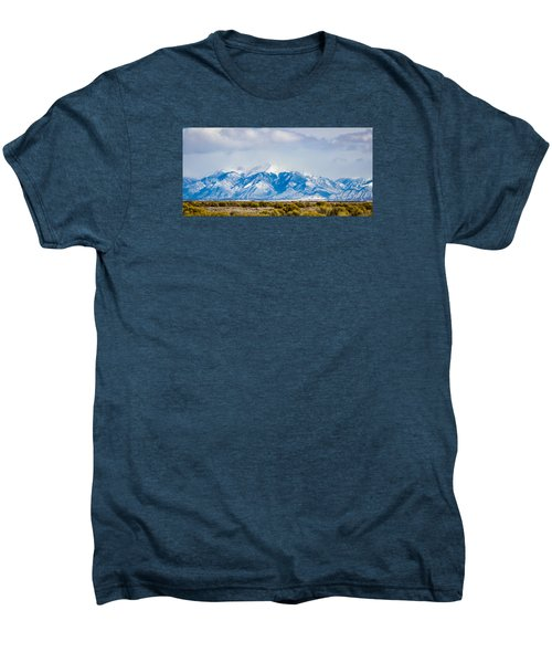 The Eagle Or Condor And Heart Men's Premium T-Shirt