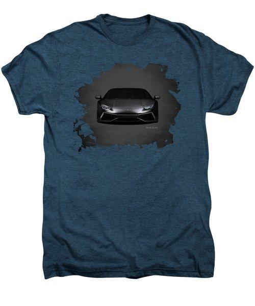 The Huracan Men's Premium T-Shirt by Mark Rogan