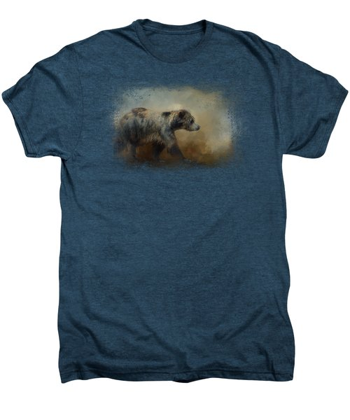 The Long Walk Home Men's Premium T-Shirt by Jai Johnson
