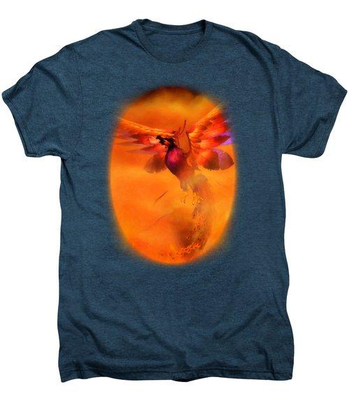 The Phoenix Men's Premium T-Shirt by Brandy Thomas