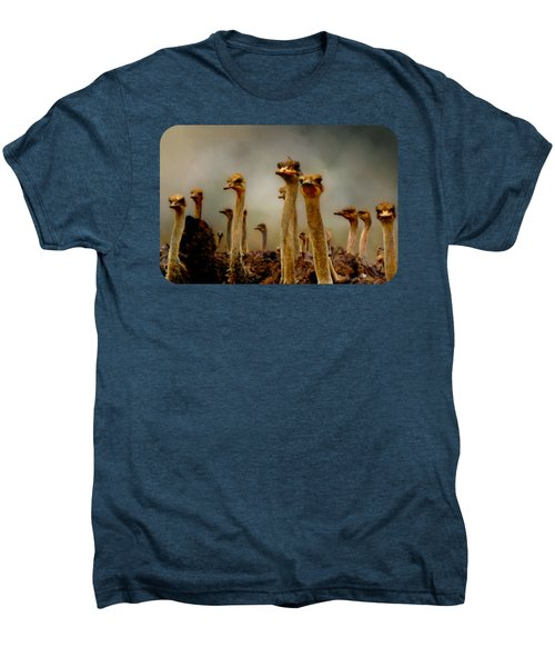 The Savannah Gang Men's Premium T-Shirt by Linda Koelbel