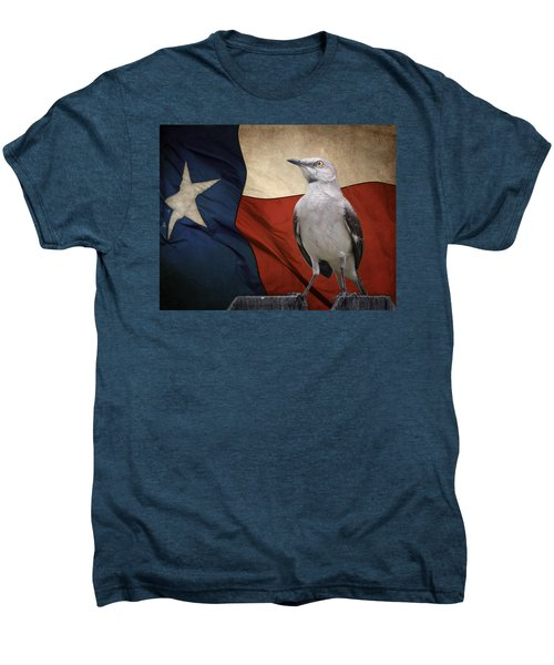 The State Bird Of Texas Men's Premium T-Shirt
