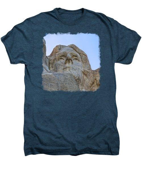 Thomas Jefferson 3 Men's Premium T-Shirt