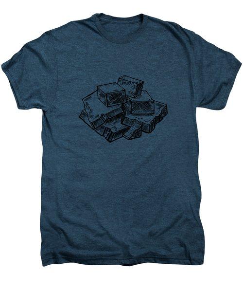 Toffee Fudge And Caramel  Men's Premium T-Shirt