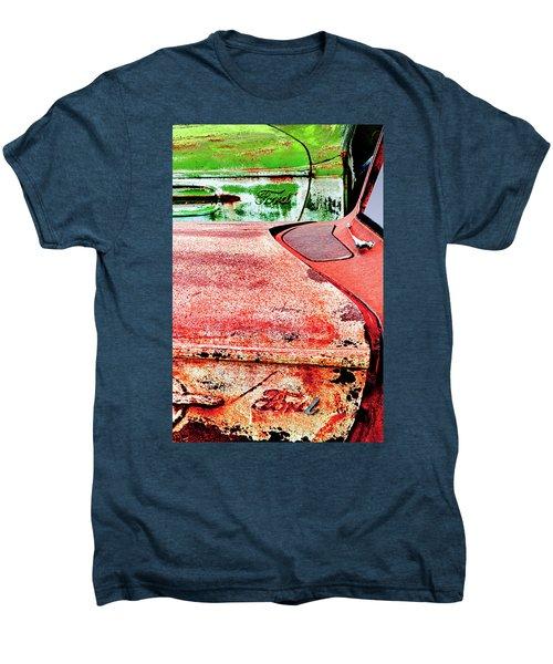 Tree Ornaments Men's Premium T-Shirt