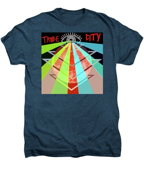 Triiibe City For Bxdizzy419 Men's Premium T-Shirt