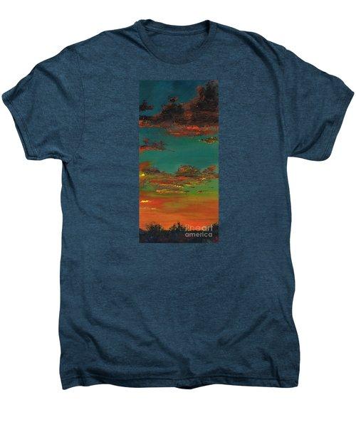 Triptych 3 Men's Premium T-Shirt