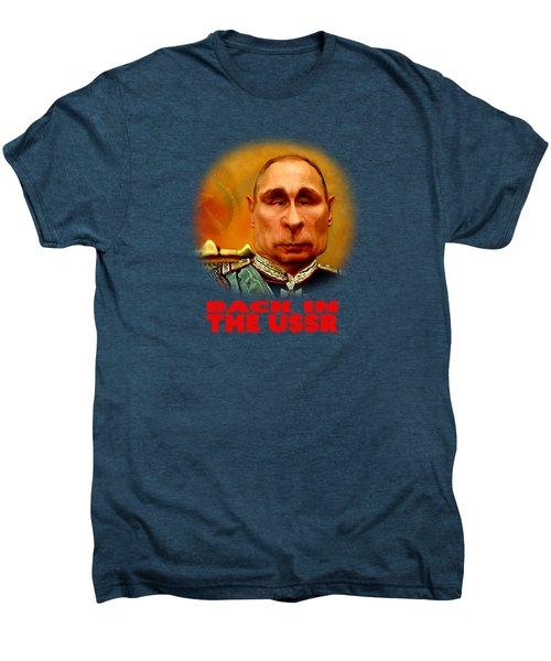 Vladimir Putin Men's Premium T-Shirt