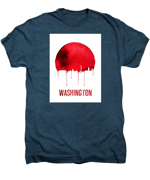 Washington Skyline Red Men's Premium T-Shirt