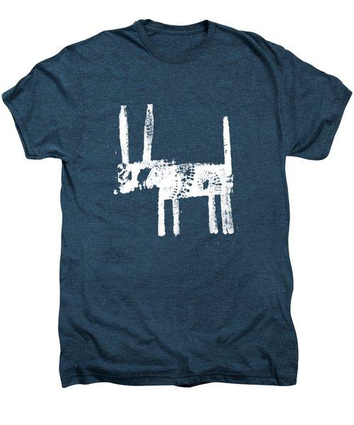White Men's Premium T-Shirt