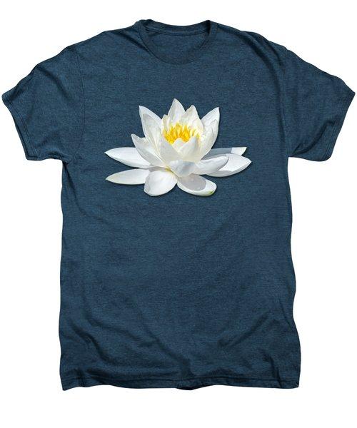 White Lily 2 Men's Premium T-Shirt
